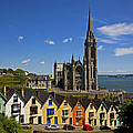 St Colmans Cathedral, Cobh, County by Panoramic Images