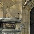 St. Cross College by Joseph Yarbrough
