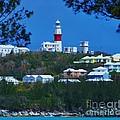 St. David's Light Bermuda by Marcus Dagan