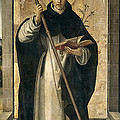 St. Dominic De Guzman by Pedro Berruguete