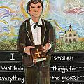 St Dominic Savio by Jen Norton