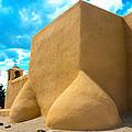 St. Francis D'asis Ranchos De Taos New Mexico by Jeff Black