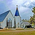 St. Francis Front Cropped 2 by Michael Thomas