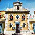 St. Francis Xavier Chapel Macau by Patricia Soon