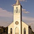 St. Gabriel The Archangel Catholic Church by Scott Pellegrin