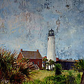 St. George Island Historic Lighthouse by Carla Parris