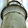 St. George Island Lighthouse 2 by Debra Forand