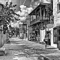 St. George Street by Howard Salmon