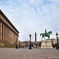 St Georges Hall, Liverpool, Merseyside by Panoramic Images