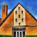St Gerard's Catholic Church by Dan Sproul