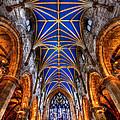 St Giles Cathedral Edinburgh by Jenny Setchell