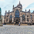 St. Giles Cathedral by Leon Roland