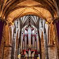 St. Giles Pipe Organ by Brian Grzelewski