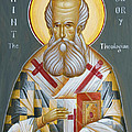 St Gregory The Theologian by Julia Bridget Hayes