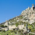 St Hilarion Castle by Jeremy Voisey
