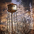 St. Jacob Water Tower 2 by Marty Koch