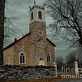 St. James Anglican Church by Bianca Nadeau