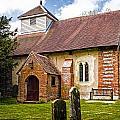 St James Ashmansworth by Mark Llewellyn
