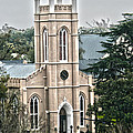 St. James Episcopal Church Wilmington North Carolina by Marie Kirschner