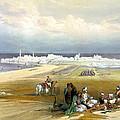 St. Jean D'acre April 24th 1839 by Munir Alawi