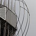 St. Joan Sculpture Vertical by Nicholas Miller