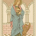 St John The Evangelist by English School