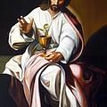 St John The Evangelist by Silvana Abel
