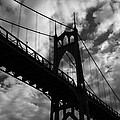 St Johns Bridge by Wes and Dotty Weber