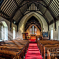 St Johns Church by Adrian Evans