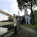 St. John's Church Cold Spring Harbor New York by Bob Savage