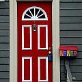 St Johns Door by Steven Richman
