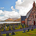 St  Johns Episcopal Ballachulish by Marcia Colelli