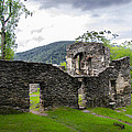 St. John's Episcopal Church Ruins  Harpers Ferry Wv by Bill Cannon