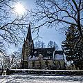 St. Johns Episcopal by Erika Fawcett