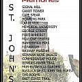St. John's Memories by Barbara Griffin