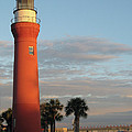 St. Johns River Lighthouse II by Christiane Schulze Art And Photography