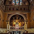 St. Joseph Church Altar by Andy Crawford