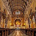 St. Joseph Church by Andy Crawford