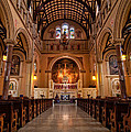 St. Joseph Church - New Orleans by Andy Crawford