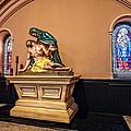 St. Joseph Church Statuary by Andy Crawford