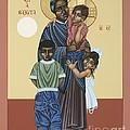 St. Josephine Bakhita Universal Sister 095 by William Hart McNichols