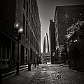 St. Louis Arch by Tom Bell