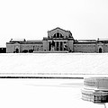 St Louis Art Museum And Art Hill by Larry Jost