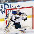 St Louis Blues V Florida Panthers by Eliot J. Schechter