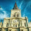 St. Louis Cathedral by Brenda Bryant