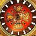 St. Louis Cathedral Dome by Cynthia Croal
