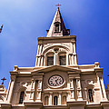 St. Louis Cathedral by Renee Barnes