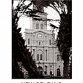 St. Louis Cathedral by Val Stone Creager