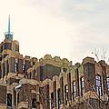 St Louis Mo Building by Debbie Portwood