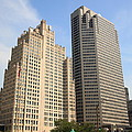 St. Louis Skyscrapers by Frank Romeo